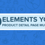 49 Essential Elements of Ecommerce Product Page Design