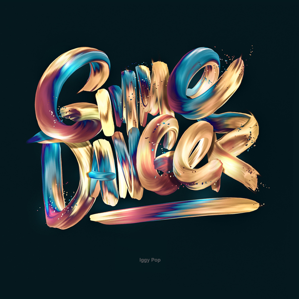 Remarkable Lettering and Typography Design for Inspiration - 21