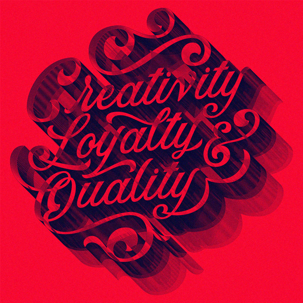 Remarkable Lettering and Typography Design for Inspiration - 25
