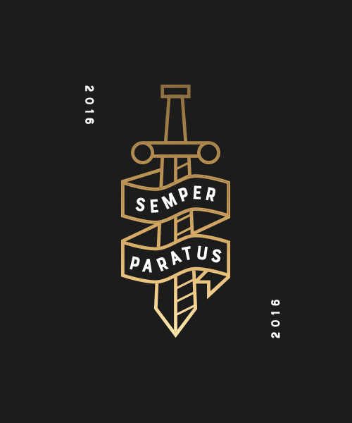 Semper paratus by Andrea Bianchi