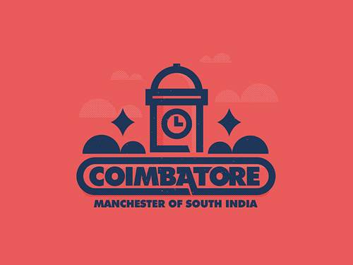 Coimbatore Logo By Vignesh Moorthy