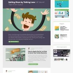 23 Modern Responsive HTML5 WordPress Themes