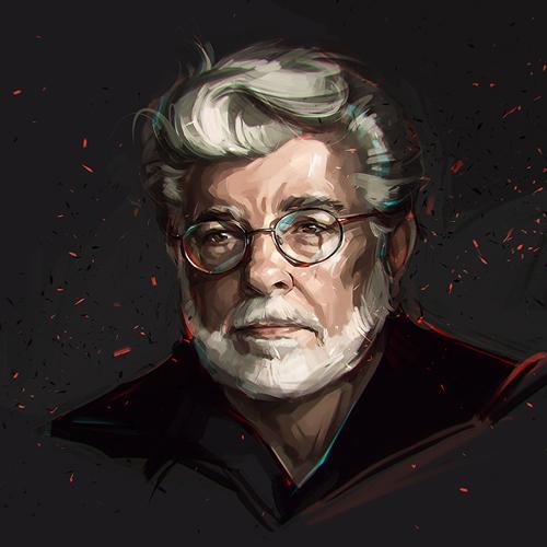 George Walton Lucas Portrait
