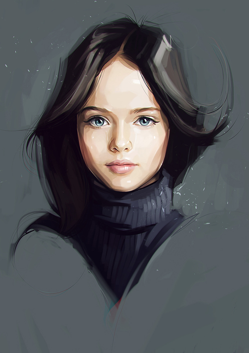 Kristina Pimenova Portrait
