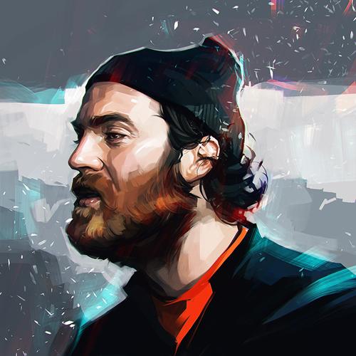 Chet Faker Portrait