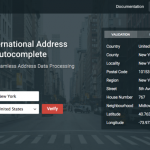 Streetlayer – Free Address Validation & Autocomplete API