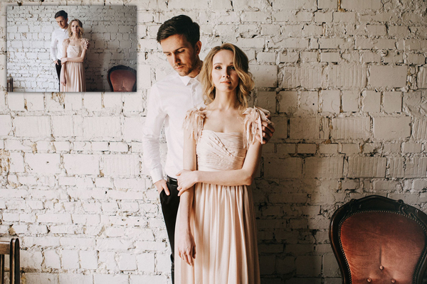 Free Gold Film Toned Wedding Presets