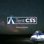 Tent CSS: An essential framework