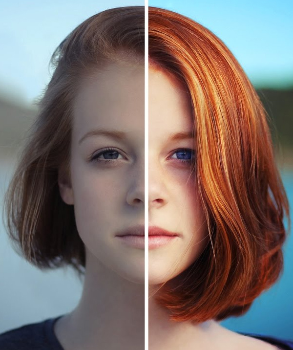 How to Transform Dull, Blur Images into Dramatic and Colorful Images in Photoshop
