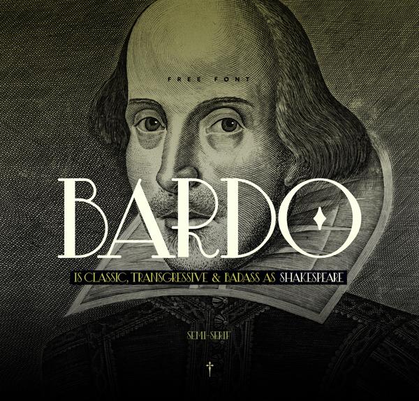BARDO Free Font