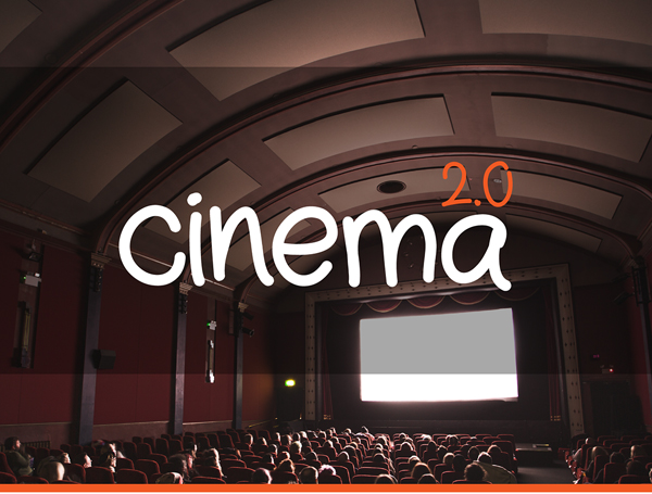 Cinema Free Font