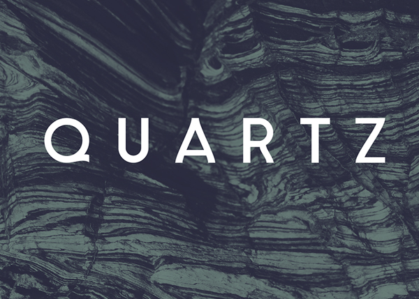 Quartz Free Font