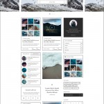 Stylish and Clean WordPress Blog Theme