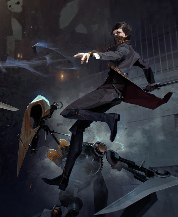 amazing gaming concept arts by sergey kolesov