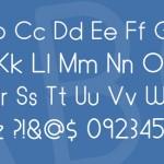 Fresh Free Font Of The Day : Adlanta