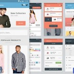 29 Free Ecommerce UI Kits for Web and App Designers