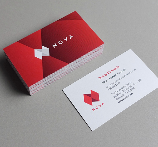Branding: NOVA - Business Card