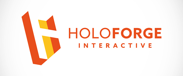 Branding: HOLOFORGE - Logo design