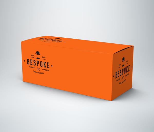 Free Cream Box Packaging Mockup
