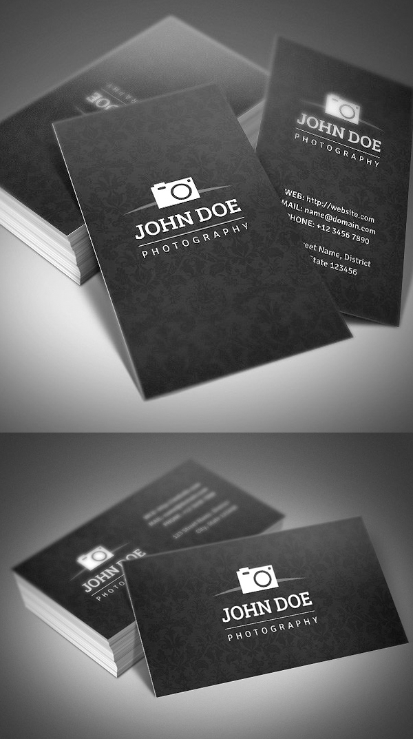 Creative Photography Business Cards | Design - iDevie