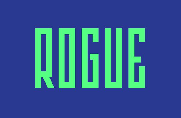 Rogue Free Font