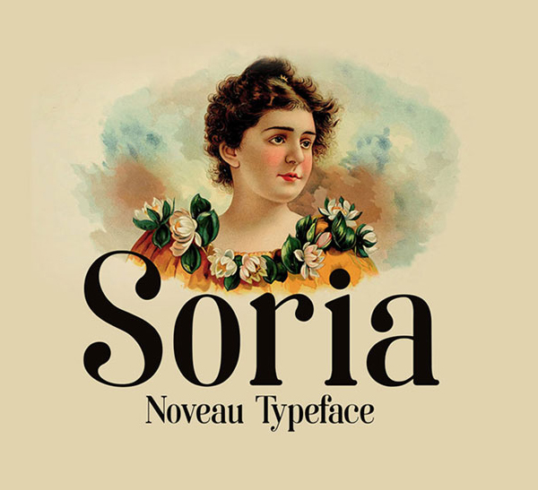 Soria Free Font