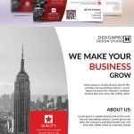 25 Creative Corporate Flyer Templates