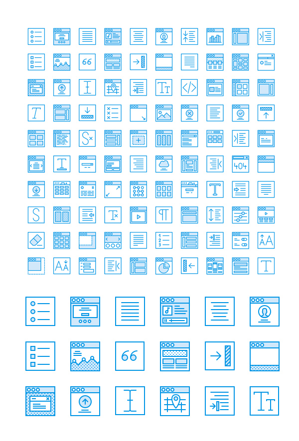 Free User Interface Icon Pack