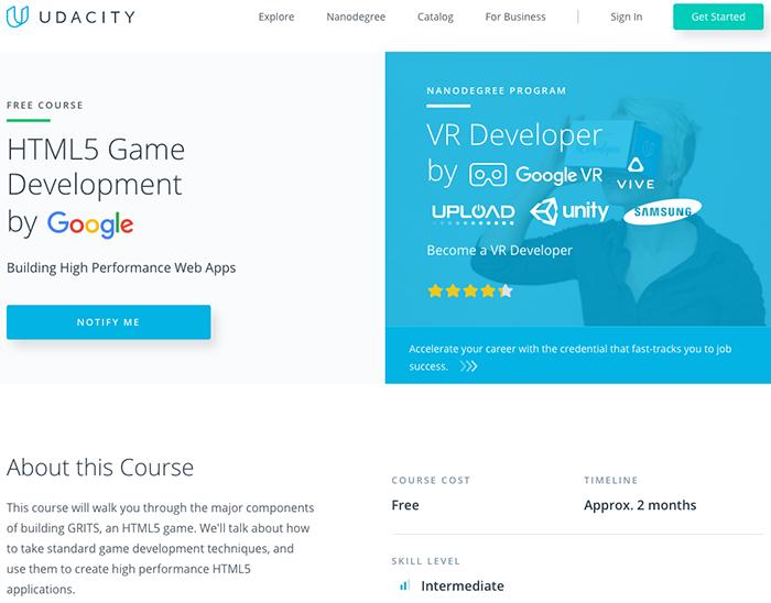 learn web development cs 255