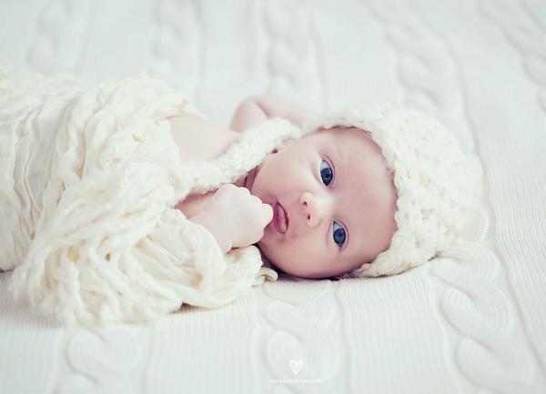 Cute Newborn Baby Photography - 11