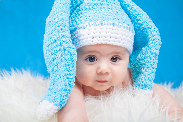 Cute Newborn Baby Photography - 12