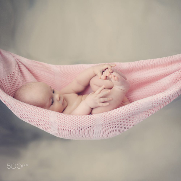 Cute Newborn Baby Photography - 17