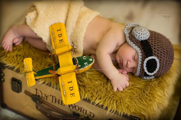 Cute Newborn Baby Photography - 28
