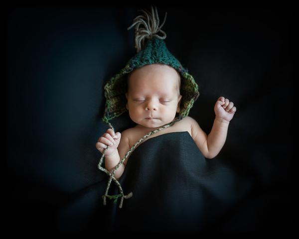 Cute Newborn Baby Photography - 34