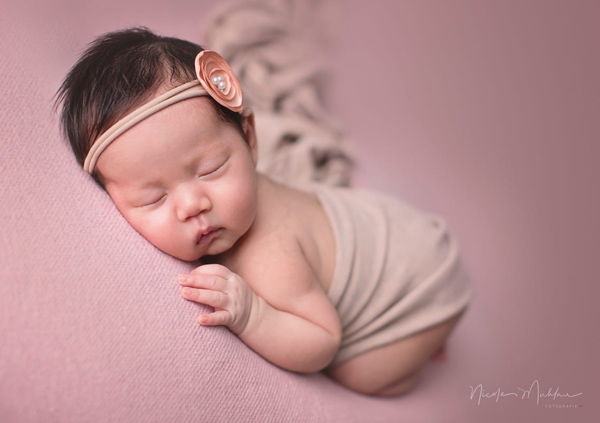 Cute Newborn Baby Photography - 7