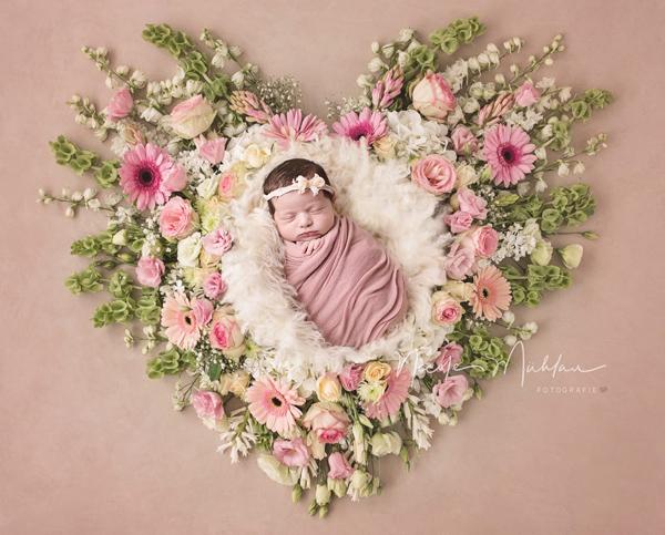 Cute Newborn Baby Photography - 8