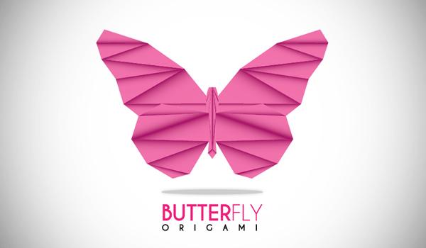 30 Amazing Origami Inspired Logo Designs – 48 - 13