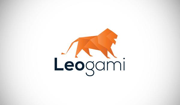 30 Amazing Origami Inspired Logo Designs – 48 - 26