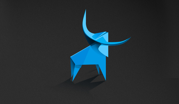 30 Amazing Origami Inspired Logo Designs – 48 - 30