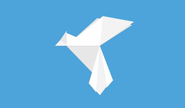 30 Amazing Origami Inspired Logo Designs – 48 - 5