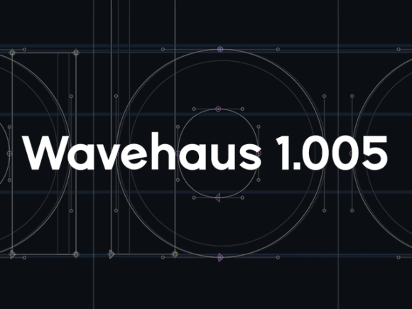 Wavehaus Sans: A free typeface in 6 weights
