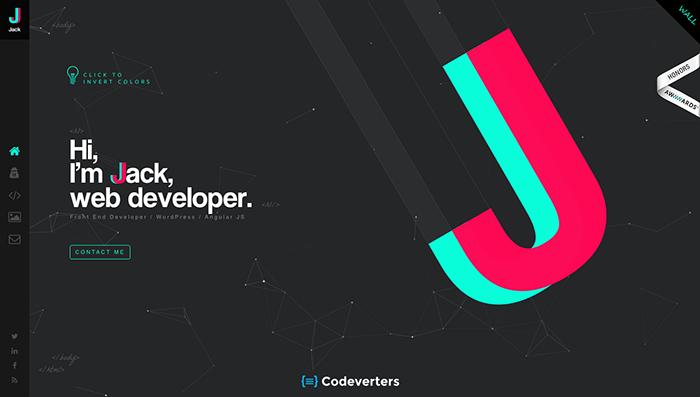 web developer portfolio jacek
