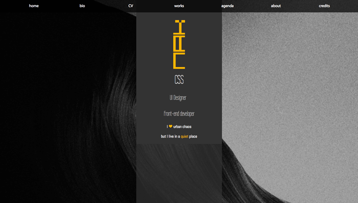 web designer portfolio nak