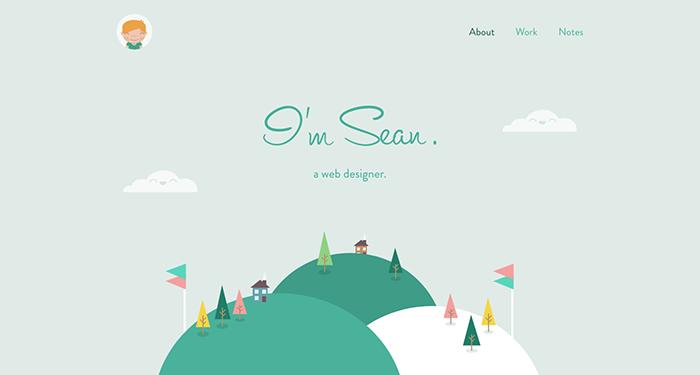 web designer portfolio sean halpin