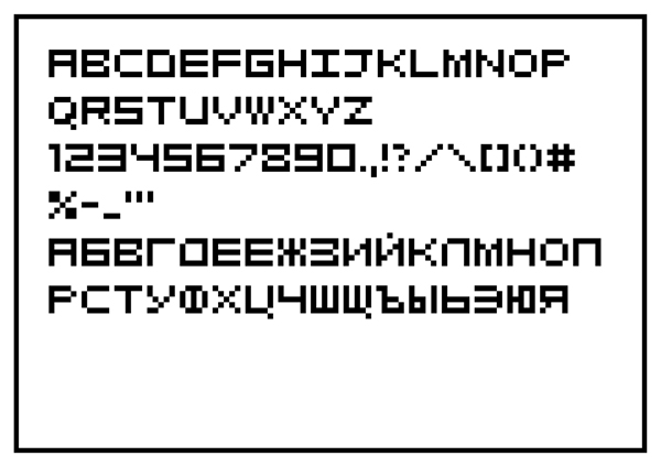 FontOver Free Font Letters