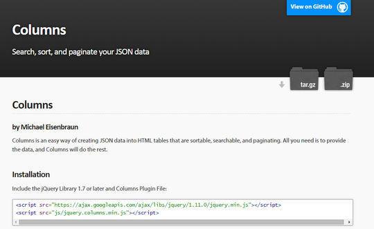 12 Helpful jQuery JSON Plugins - iDevie