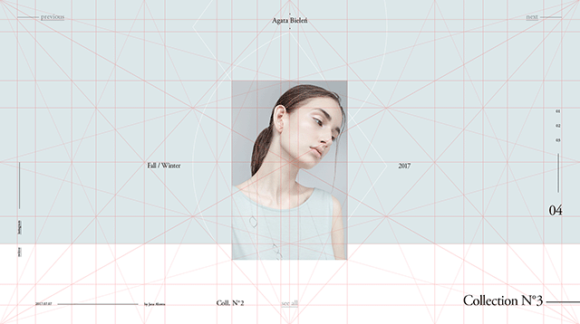 Agata Bielen - PSD template: Grid Preview