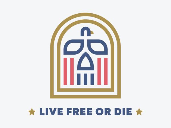35 Awe-Inspiring Badge & Emblem Logo Designs - 11
