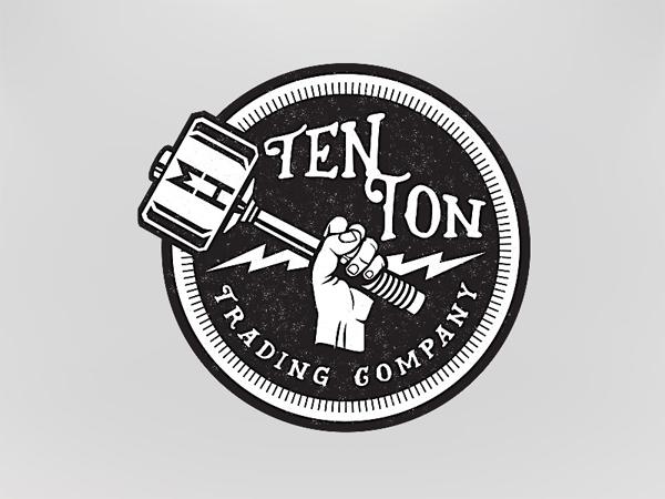 35 Awe-Inspiring Badge & Emblem Logo Designs - 17