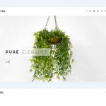 OAK: A free HTML template for creative portfolios